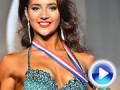 Kristína JURICOVÁ - 2018 IFBB/EBFF Európsky šampionát, Santa Susanna