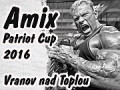 2016 AMIX Patriot Cup Vranov nad Topľou - vstupenky v predaji!