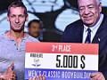 Miro ŠKADRA - v 2018 IFBB World Ranking-u z našich bodybuilderov najvyššie!