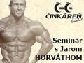 FitnessNalieváreň 2 - seminár s legendárnym Jarom HORVÁTHOM