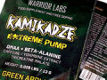 Kamikadze Extreme Pump od Warrior Labs