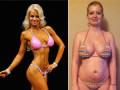 Ako sa zo 77 kg vážiacej maminy stane 47 kilová bikini fitnesska