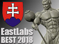2018 AMIX EastLabs Best - kto je najlepší v nominácii Senior Bodyfitness?