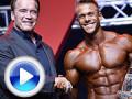 VIDEOKLIP - 2017 Arnold Classic Europe, PRO Men´s Physique