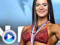 Juliana MAKŠIOVÁ - Bodyfitness Superstar na 2019 IFBB/EBFF Európskom šampionáte