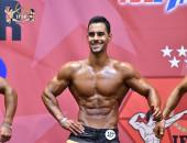 2019 Madrid - Men's Physique 179cm