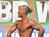 2020 World, Sunday - Men's Fitness