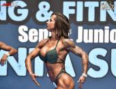 2021 European - Master Bodyfitness 35-39y