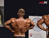 2019 Tatranský pohár - Bodybuilding 80kg plus