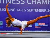 Kyjev semifinale fitness