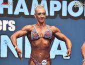 2021 European - Master Women's Physique