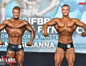 Classic Physique Overall - 2019 European Championships