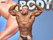 2021 European - Bodybuilding 80kg