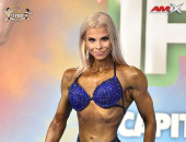 2020 World, Saturday - Bodyfitness 163cm