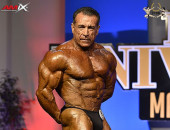 Masters Bodybuilding Overall