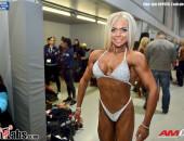 2015 Nicole Wilkins Champ - Backstage