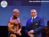 2016 M-SR masters - vyhlásenie víťazov