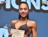 2021 European - Bodyfitness 163cm