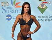 2020 World, Sunday - Bikini-Fitness 164cm