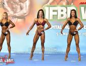 2020 World, Sunday - Bikini-Fitness Overall