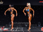 2019 Malta Diamond Cup - Bodyfitness Overall