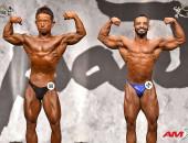 2015 Asian Championships - Bodybuilding 55kg FINAL