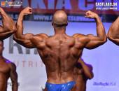 Extrifitslovakia Cup 2018, Kulturistika do 95kg