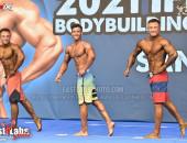 2021 European - Men's Physique Overall