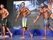 2021 Malta Diamond - Men's Physique Overall