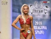 2018 World Master - Anita KUCZMAN