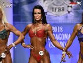 2018 World Master - Bikinifitness 40-44y