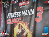 2018 Fitness Mania Classic 3 - Weigh-in