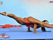 2020 World, Saturday - Women's Artistic Fitness
