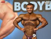 2021 European - Bodybuilding 95kg
