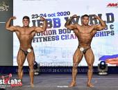 2020 WJC - Bodybuilding Overall