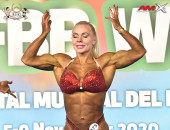 2020 World, Saturday - Women's Physique 163cm plus