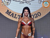 2020 Malta Diamond - Master Bodyfitness