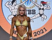 2021 Malta Diamond - Bodyfitness Overall