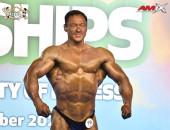 2020 World, Friday - Master Bodybuilding 40-44y 90kg plus