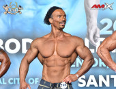Muscular Men's Physique - 2019 European Championships