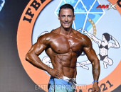 2021 Malta Diamond - Men's Physique 182cm plus