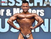 2021 European - Beginner Bodybuilding