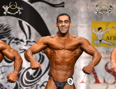 2015 Asian Championships - Bodybuilding 70kg