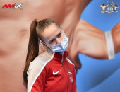 2021 European - Junior Acrobatic Fitness 16-20y 163cm Friday