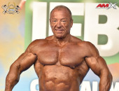 2020 World, Friday - Master Bodybuilding 55-59y