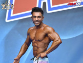 2020 ACE - Master Men's Physique 40-44y
