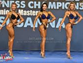 2021 European - Bikini Overall