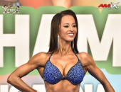 2020 World, Sunday - Bikini-Fitness 172cm