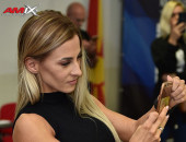 2018 Diamond Macedonia - weight-in