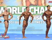 2020 World, Friday - Classic Bodybuilding Overall